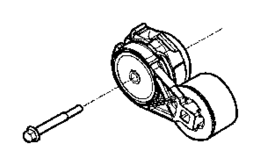 hight resolution of 2015 ram 2500 belt belt tensioner pulley serpentine 2015 dodge 2500 6 7 belt diagram 2014 ram