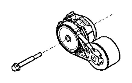 small resolution of 2015 ram 2500 belt belt tensioner pulley serpentine 2015 dodge 2500 6 7 belt diagram 2014 ram