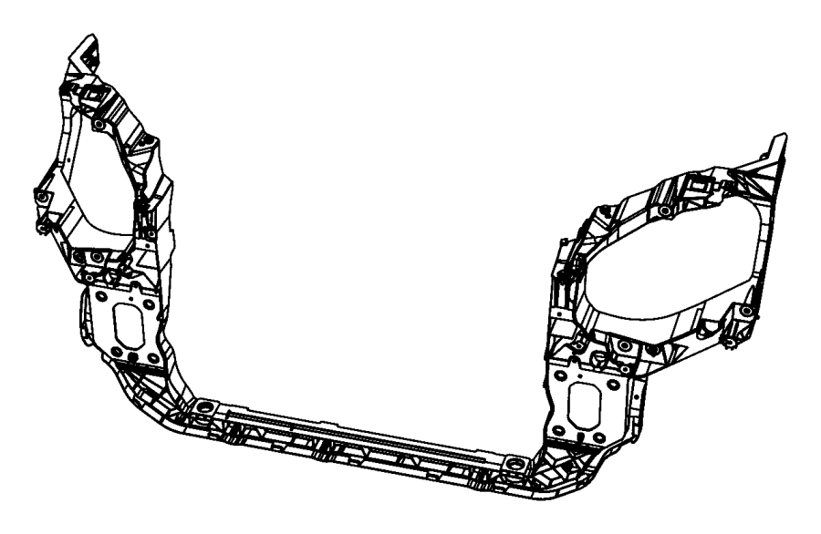 Service manual [Fender To Radiator Brace Removal 2012