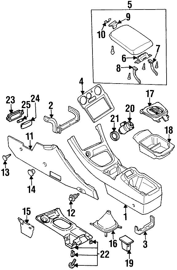 Challenger Fuse Box