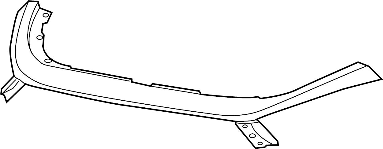 2013 Dodge Dart Grille Parts Diagram. Dodge. Auto Wiring