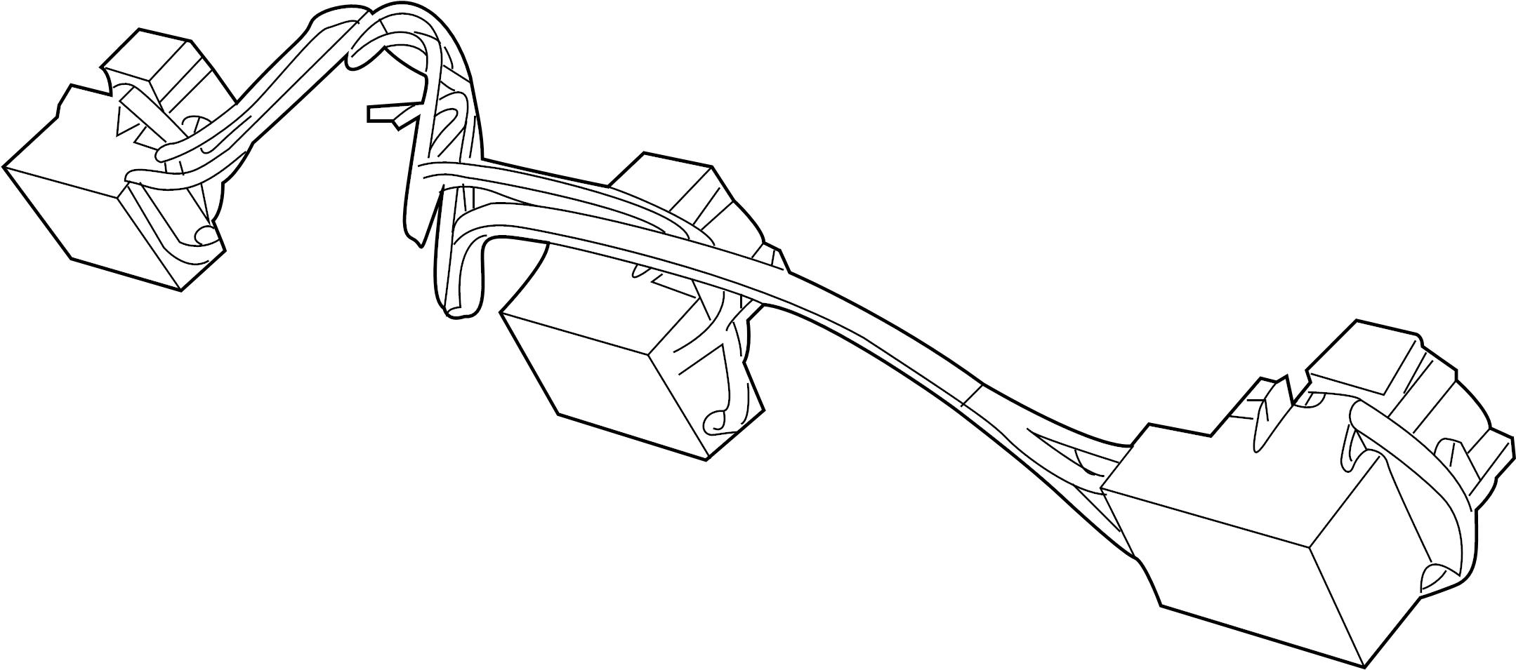 2011 Ram Dakota Harness. Wiring Harness Connector. Dodge