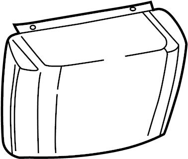 2004 Jeep Grand Cherokee Bin. BOX/BIN. STORAGE