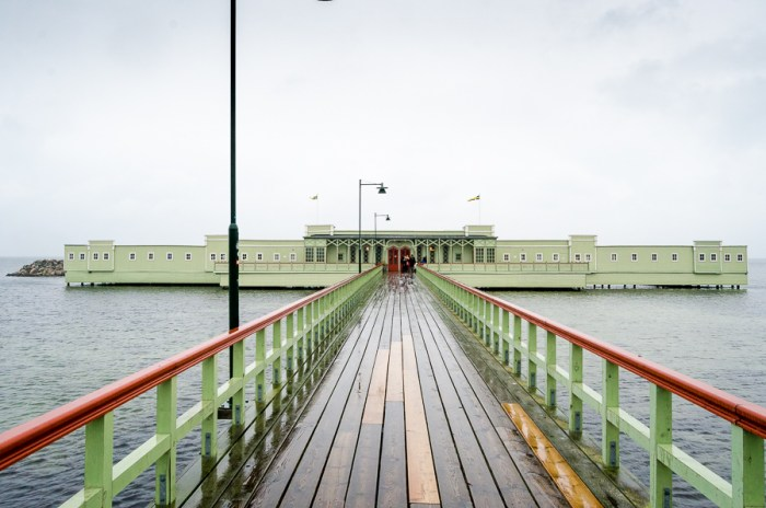 Sauna svedese a Malmö