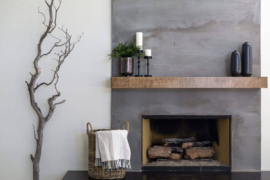 hate that brick fireplace 12 ways to