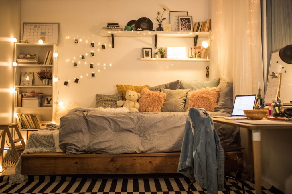 12 dorm room ideas for your college