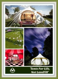 Lotus Belle Tents -The Ultimate Luxury Bell Tent For ...