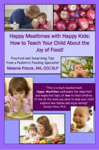 Happy Mealtimes with Happy Kids