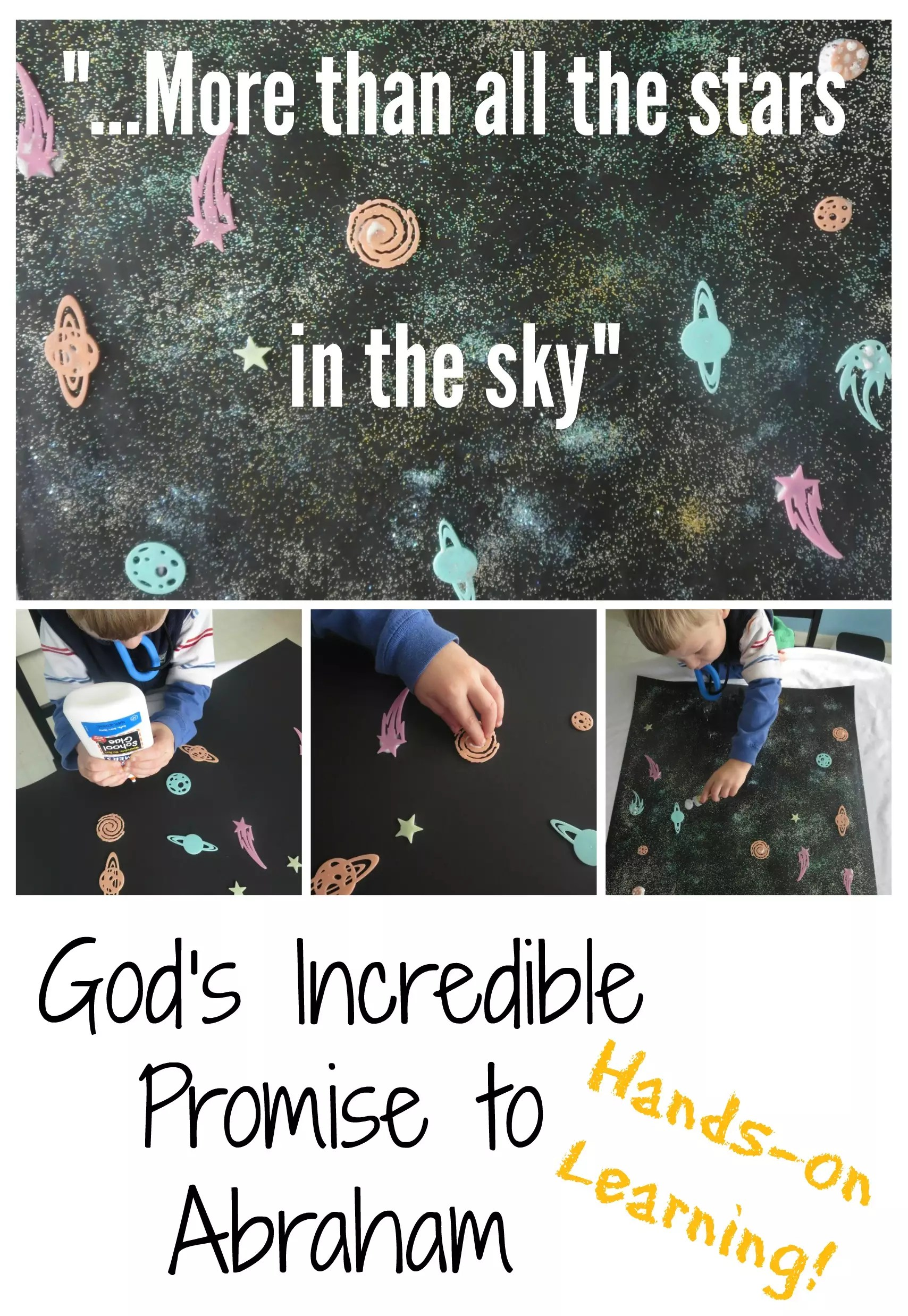 Activity For The Jesus Storybook Bible God S Incredible
