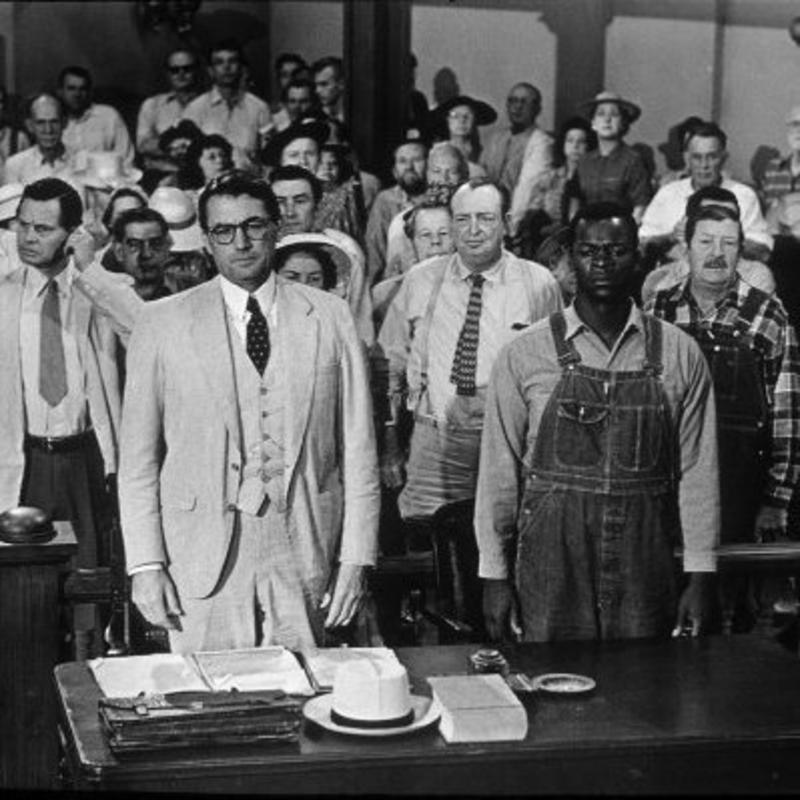 The theme of racism portrayed in harper lees novel to kill a mockingbird