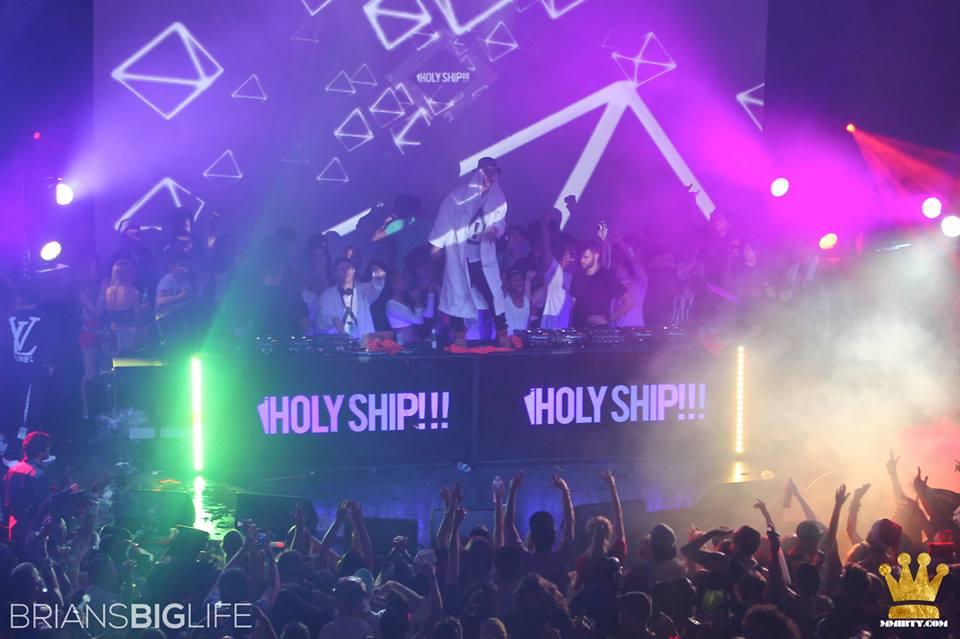 holy ship post