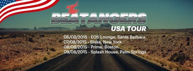 beatangers us tour