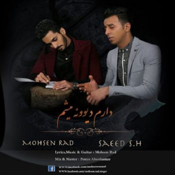 دانلود آهنگ جدید محسن راد و سعید S.H بنام دارم دیونه میشم