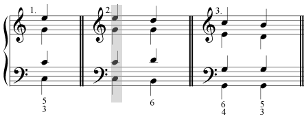 Figured Bass Lesson 2: Revision of Chords
