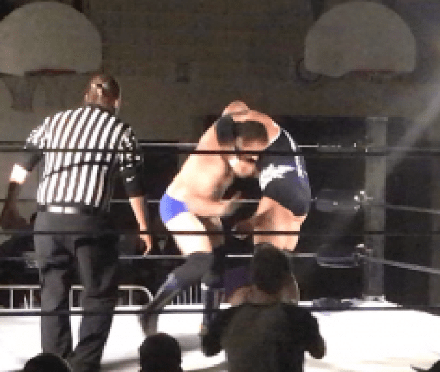 Wrestlers Throw Down For Big Brothers Big Sisters Muskoka