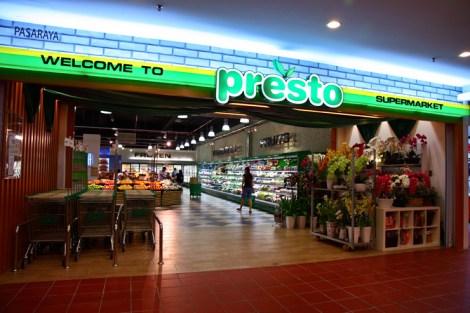 presto Supermarket