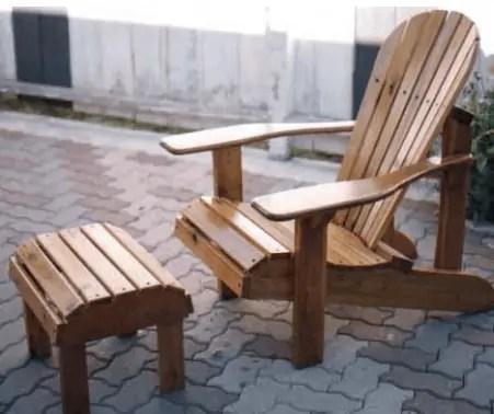 38 Stunning DIY Adirondack Chair Plans Free MyMyDIY Inspiring DIY Projects