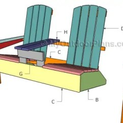 Adirondack Chair Blueprints Comfortable Lounge Chairs 38 Stunning Diy Plans Free Mymydiy Inspiring Double