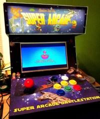 18 Fantastic DIY Arcade Cabinet Plans [List] - MyMyDIY ...
