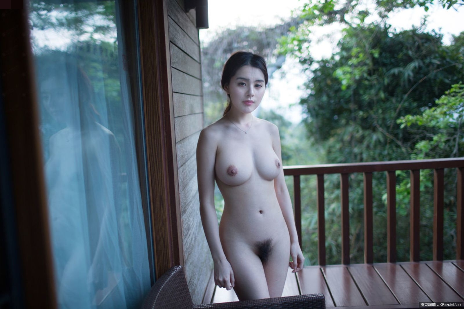Zhao Wei Yi Naked Chinese Model Uncensored Pictures (ZWY002)
