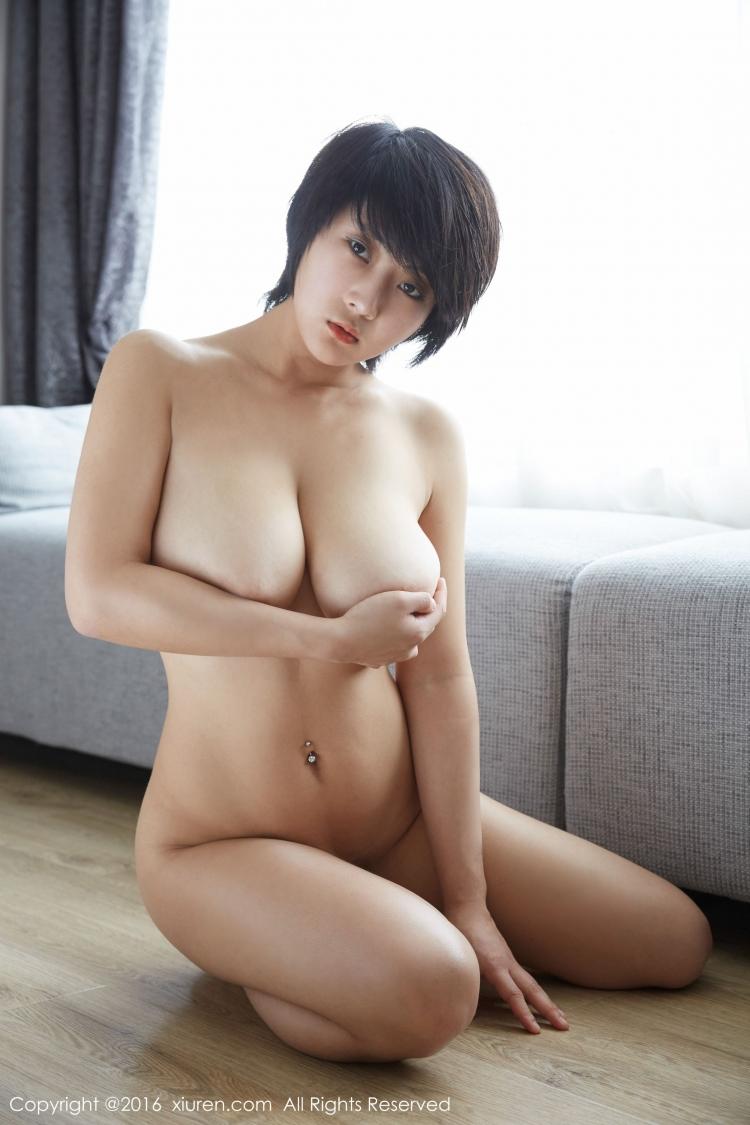 Busty girl china