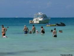 mer caraibes cancun