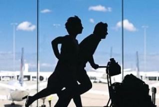billet avion aéroport