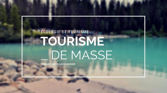 tourisme de masse