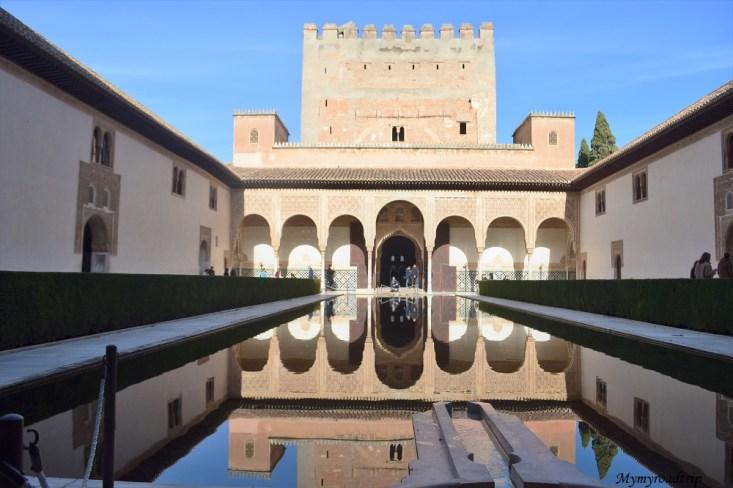 alhambra palais nasrides