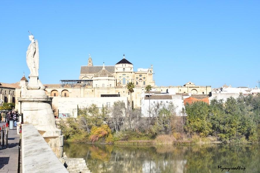 mosquee cathédrale pont romain cordoue