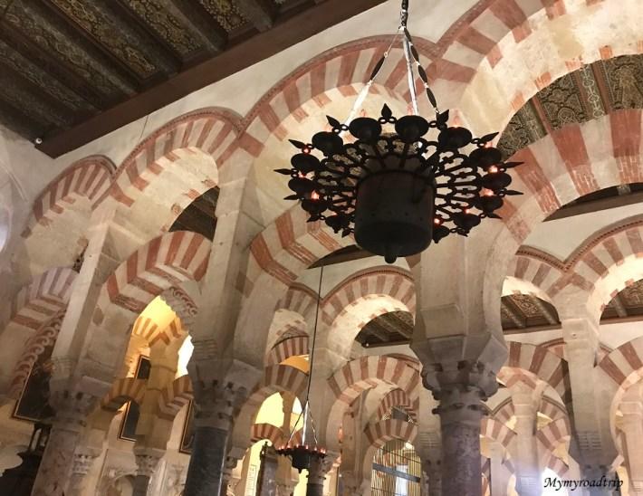 cordoue mosquée cathédrale road trip