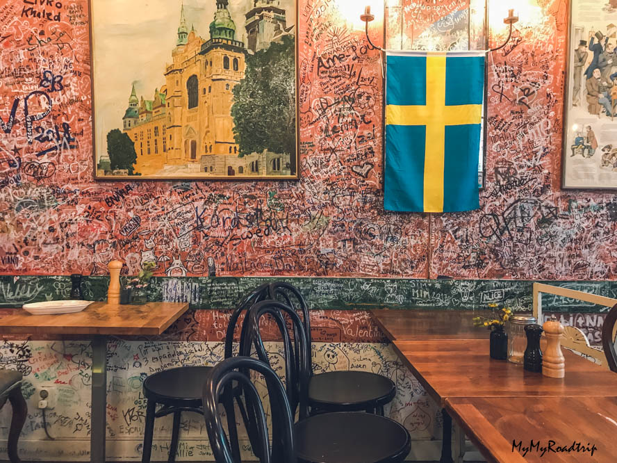 City guide stockholm suede cafe schweizer