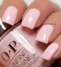 Pretty Pink Nail Polish