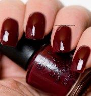 opi - malaga wine nail polish