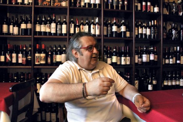 The marriage of Gino and Barbera d'Asti