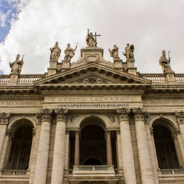 The Papal Basilicas in Rome
