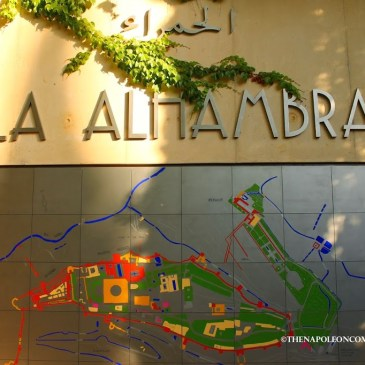 Visiting the Alhambra & Generalife in Granada (Plus: Where to take the best picture of the Alhambra)