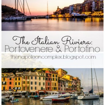 The Italian Riviera, Part Two: Portovenere & Portofino