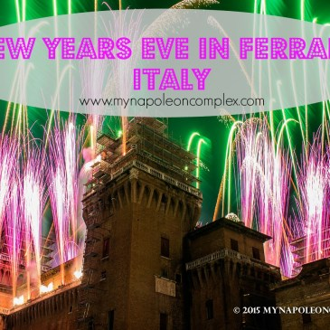 New Years Eve in Ferrara