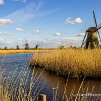 Kinderdijk Windmills: a World Heritage Site of the Netherlands