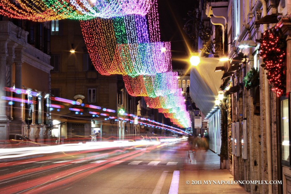 Picture of Rome's Christmas Season