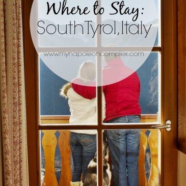 Where to Stay: Trentino-Alto Adige/Südtirol
