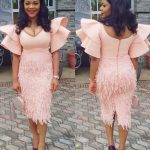 Latest Short Lace Gown Styles In Nigeria 2020 Mynativefashion