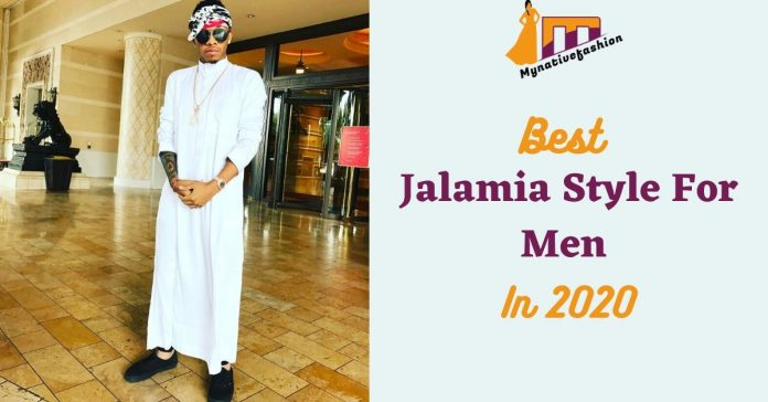 latest jalamia style for men