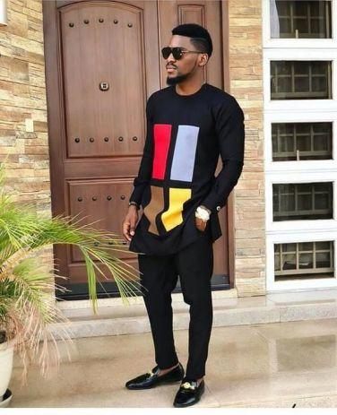 Senator cloth design for Men