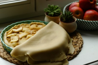apple pie_apples