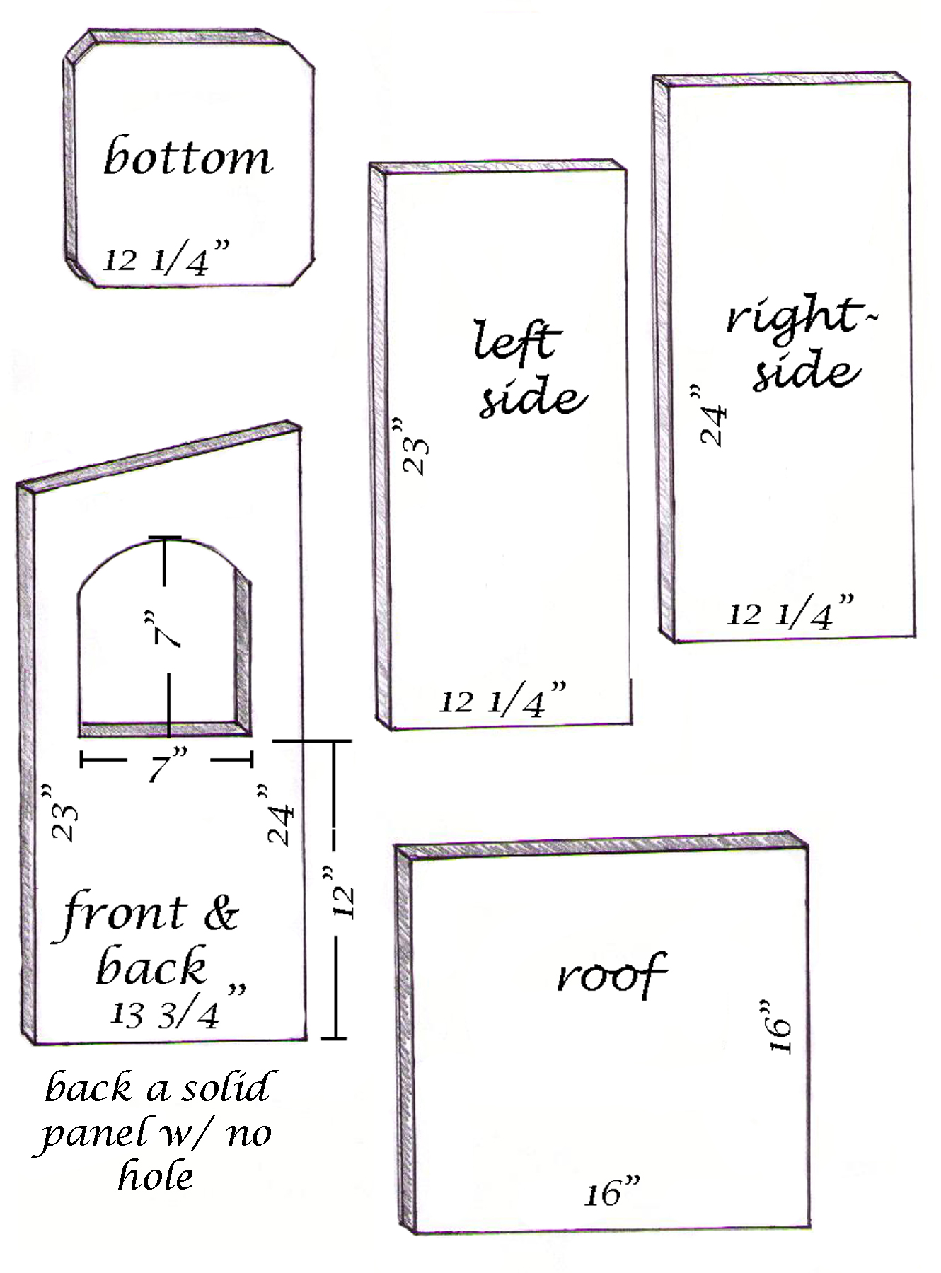 Barred Owl Nest Box Plans Archives