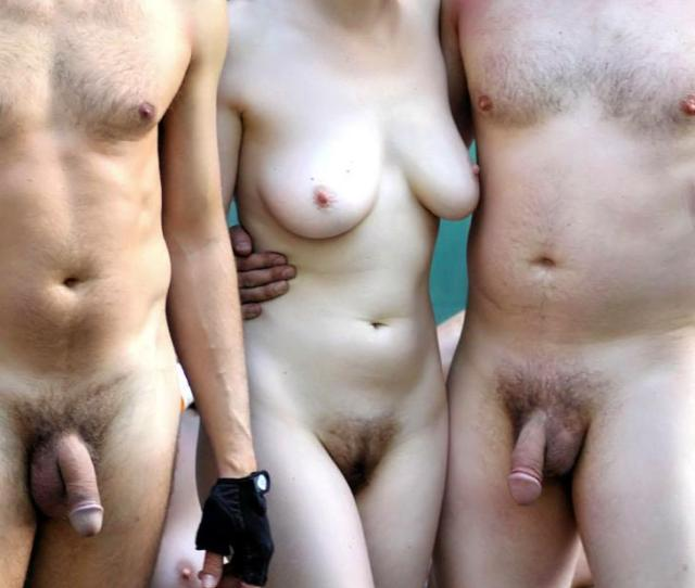 Both My Boys Have Big Hairy Cock And My Big Hairy Pussy And Big Flabby Tits Love It