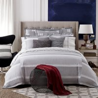 Tommy Hilfiger Woodford Stripe Full/queen Comforter Set ...