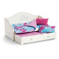American Girl Trundle Bed & Bedding Set   Furniture ...